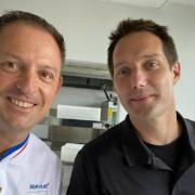 La Servair a préparé les plats préférés de l'astronaute Thomas Pesquet pour la prochaine mission dans l'espace