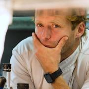 Le chef Julien Dumas rejoint le très confidentiel hôtel 5 étoiles Saint-James à Paris
