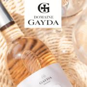 La Minuette – le rosé du Domaine Gayda qui annonce le printemps