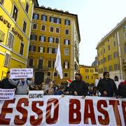 Italie – Le monde de la restauration au bord de l'asphyxie