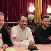Le chef Jean-François Piège fait son grand retour à la télévision