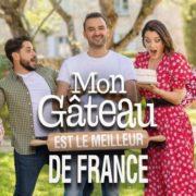 Cyril Lignac – Retour sur M6 avec «Mon gâteau est le meilleur de France» – #MGMF