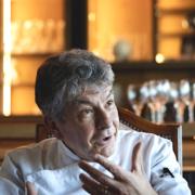 Le chef Régis Marcon nouveau président du Studio Culinaire Servair