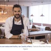 Cyril Lignac parle de «Ischia» son nouveau restaurant parisien version cuisine italienne