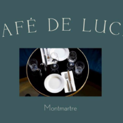 Café de Luce – la nouvelle table de la chef Amandine Chaignot – Ouverture début juillet à Montmartre