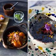 Le travail culinaire de la chef Nadia Sammut sous l'objectif de Delphine Michalak