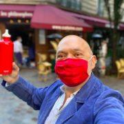Xavier Denamur et l'application HOALI pour limiter l'utilisation du plastique à usage unique