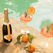 Chandon Garden Spritz  – le cocktail que tout le monde va vouloir pour fêter l'été et la liberté retrouvée
