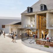 Découvrez à quoi ressembleront les restaurants du chef Éric Pras à Dijon à la Cité de la Gastronomie et du Vin