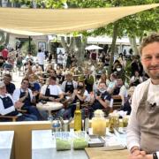 En ouverture de la saison 2021, les Chefs de Saint-Tropez ont fêté les Producteurs