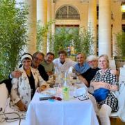Scènes de Chefs – Marie Soria à Roland-Garros, Hélène Clément c'est en famille !, Olivier Roellinger à table chez Guy Martin, Florent Ladeyn recrute, Diego Alary c'est pain au chocolat,…