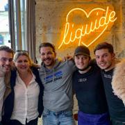 Liquide Par Substance – les premières images du deuxième restaurant du chef Matthias Marc