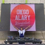 Les premières images de Wanderlust le pop-up restaurant du chef Diego Alary à Paris