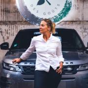 Amandine Chaignot  – L'essence des Goûts un restaurant Flexitarien pour Land Rover