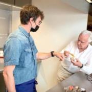 Les Glaces Alain Ducasse – et fondre de plaisir  – Ouverture de la Manufacture de Glace