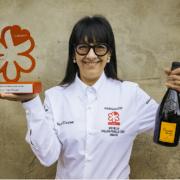 Isa Mazzocchi remporte le prix Chef Femme de l'Année 2021 décerné par le Guide Michelin Italie et Veuve Clicquot