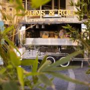 Food truck de palace – Buns & Rolls au Hyatt Regency Paris Etoile