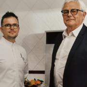 Collaboration entre le chef Pâtissier Julien Dugourd et Dior Parfum autour de la vanille de Madagascar – Découvrez sa création ici