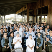 Jean-Georges Vongerichten ouvre une nouvelle table à l'hôtel Keswick dans la région de Charlottesville en Virginie