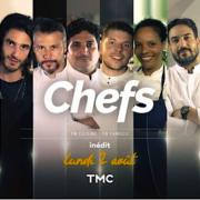 Pour sa première, l'émission «Chefs (fes ), en cuisine et en famille» a fait un bide sur TMC
