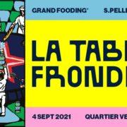 Le Grand Fooding revient ! Rendez-vous samedi 4 septembre à Paris.
