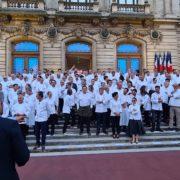 Lyon/Sirha 2021 – Le dîner des Grands Chefs avait lieu ce dimanche soir en présence du Président Emmanuel Macron – partie 1