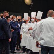 En quoi consistera le centre d'excellence pour la gastronomie française ?