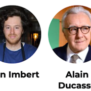 Et si c'était le chef Alain Ducasse lui-même qui avait proposé le chef Jean Imbert pour reprendre les cuisines du Plaza Athénée à Paris ?