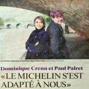 Ils s'installent à Paris – Paul Pairet et Dominique Crenn – leurs projets, leurs envies, leurs visions depuis l'étranger